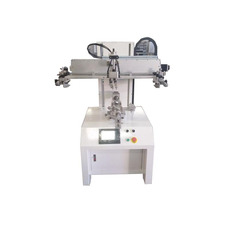 LC-PA-600ES screen printer with servo system