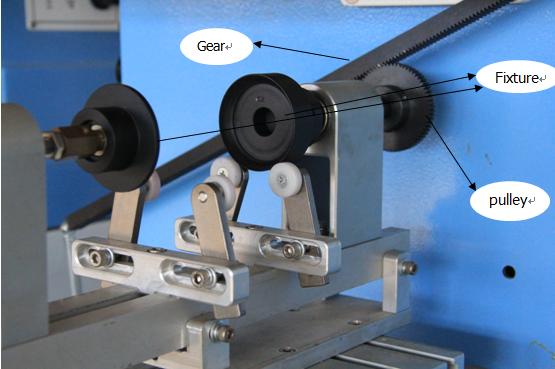 Pneumatic Cylindrical Screen Printer  6