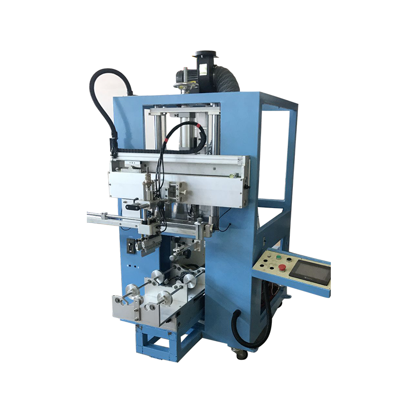 Multi-color Automatic Screen Printing Machine for large size buckets 3