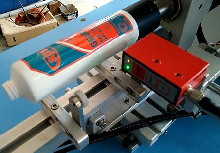 Servo system LC-PA-400ES Semi-automatic Screen Printer  9