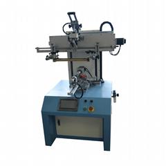 Servo system LC-PA-400ES Semi-automatic Screen Printer