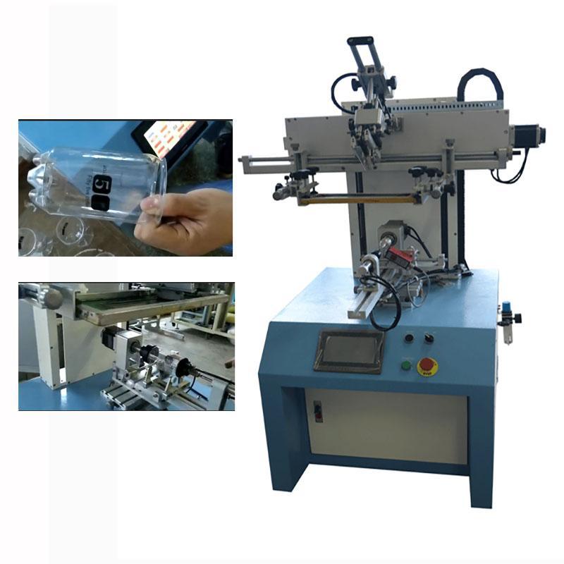 Servo system LC-PA-400ES Semi-automatic Screen Printer  11