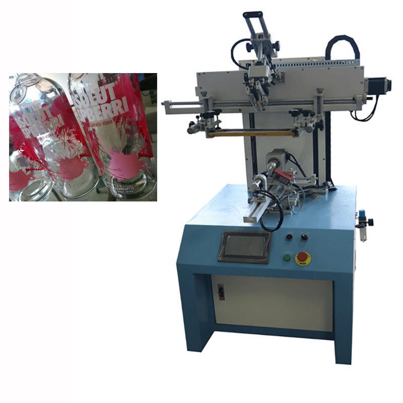 Servo system LC-PA-400ES Semi-automatic Screen Printer  13