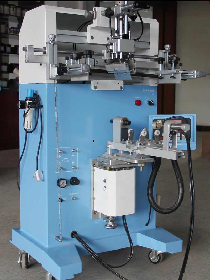 Bottle series flat/convexity screen printer  3