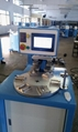 PLC 2 color pad printing machine with 6 station  3