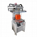 Flatprecision screen printing machine