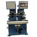 4-Color Large size pad printer with