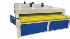 IR Hot Drying Tunnel Special Design For Drying Glass