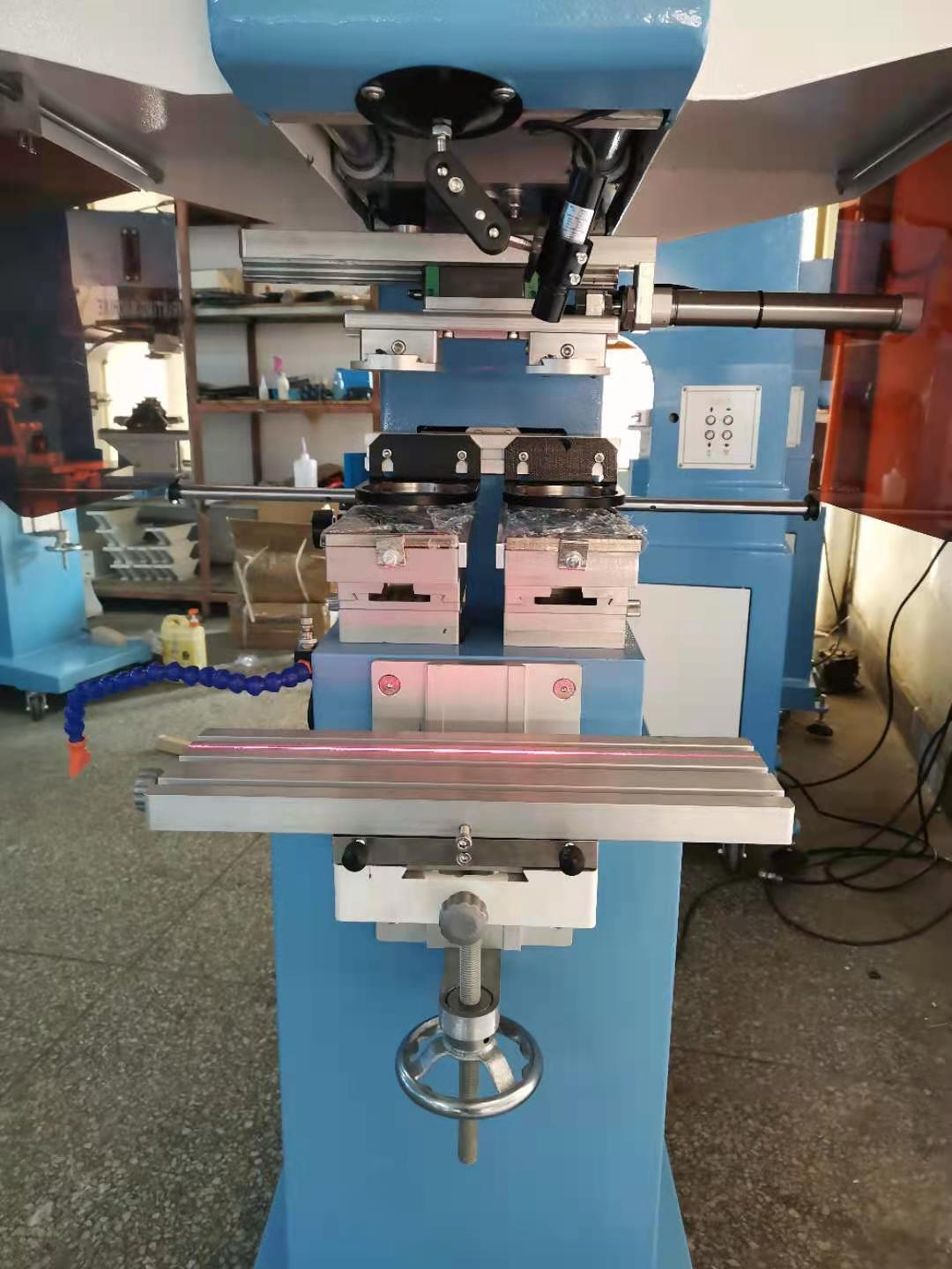 High Speed Tags Printing machine at germant 2