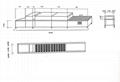 IR Tunnel Conveyor dryer
