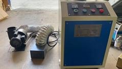 UV box system