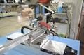 PLC Control Servo Positioning Hot Stamping Machine