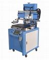 Plane Vacuum   Screen Printing Machine