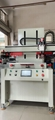 Screen Printing Machine For Flat Products With Vacuum Work Table
