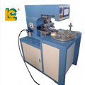 PLC 2 color pad printing machine with 6