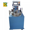 PLC one color pad printing machine with 4 station