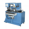 Two color Transverse Flow Pad Printer