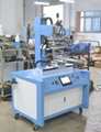 PLC Control Servo Positioning Hot Stamping Machine 8