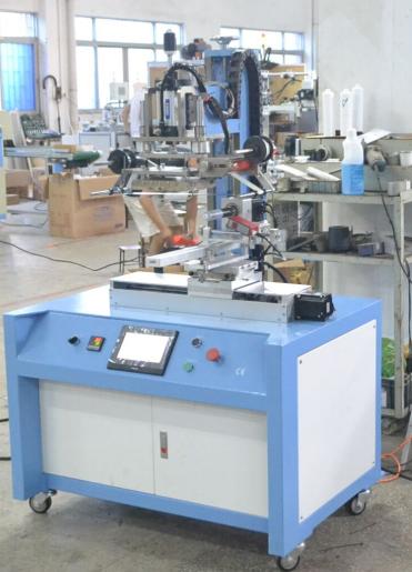 PLC Control Servo Positioning Hot Stamping Machine 9