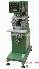 Double Head 1- Colour  Pad Printing Machine