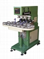 4-Colour  Conveyor & sealed cup  Pad Printer 3
