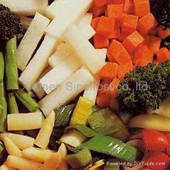 速冻蔬菜 (冷冻蔬菜)