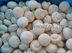 IQF MUSHROOMS ,FROZEN MUSHROOMS (Hot Product - 1*)