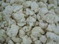 New Crop IQF cauliflowers