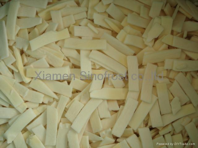 冷凍麻竹筍片,速凍麻竹筍片 15