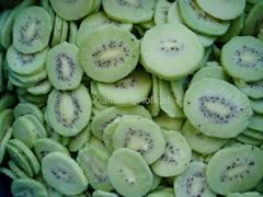 IQF sliced kiwi ,Frozen sliced Kiwi,IQF Kiwi slices,Frozen kiwi slices