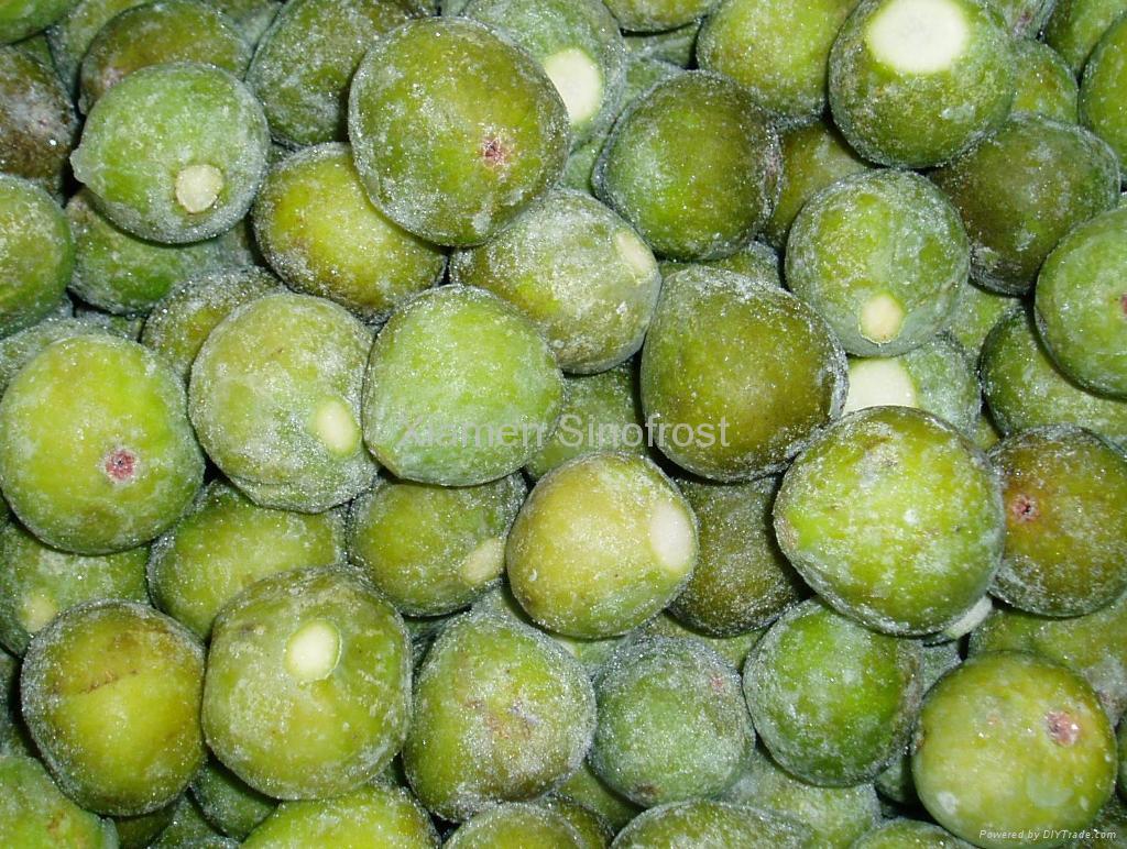 IQF Figs, Frozen Figs,wholes/cuts/ha  es/diced 1