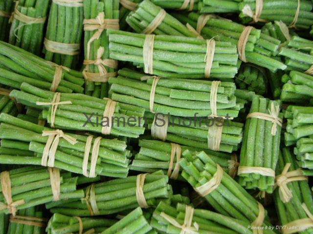 IQF Asparagus Beans ,Frozen Cowpeas,IQF Cowpeas,wholes/cuts 4