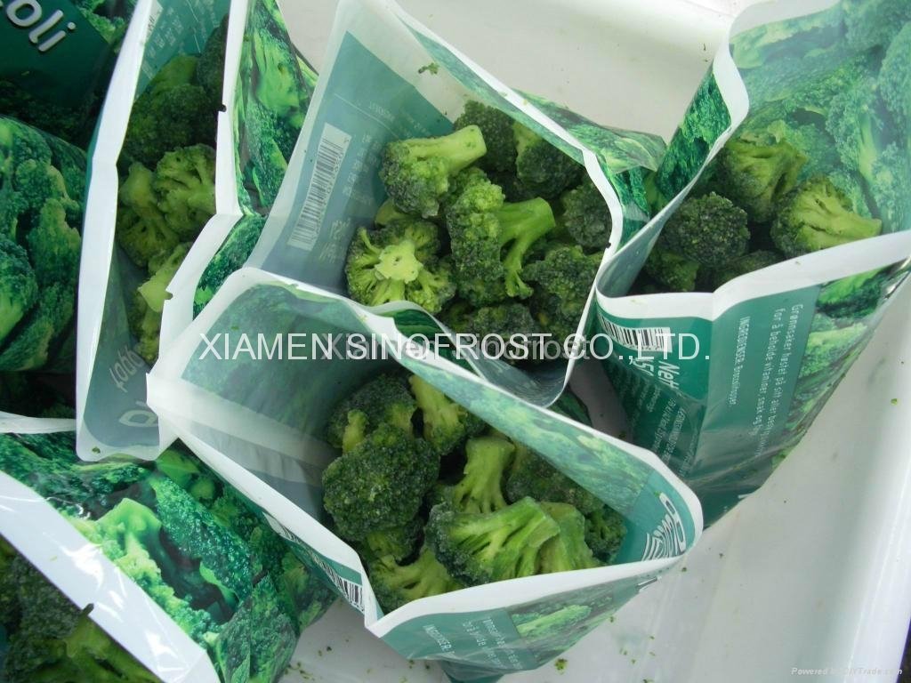 IQF Broccoli Florets,Frozen Broccoli Florets 8