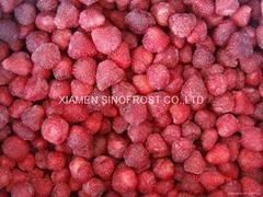 冷冻草莓,速冻草莓,冷冻草莓泥,速冻草莓泥