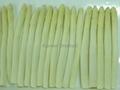 IQF white asparagus,Frozen white