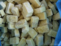 冷凍姜泥,速凍姜泥,冷凍姜丁