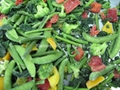 IQF mixed vegetables,Frozen mixed vegetables 2