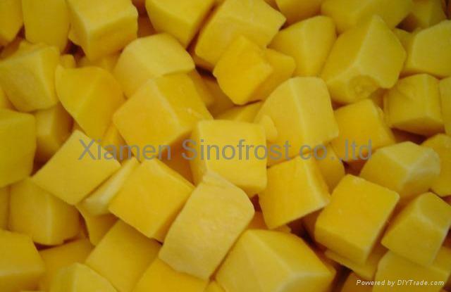 IQF Mango Dices,IQF Mango Chunks,IQF Mango Ha  es,IQF Mango Flesh 7