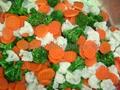 IQF mixed vegetables,Frozen mixed vegetables