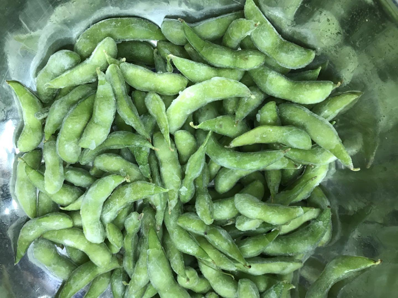 IQF edamame,Frozen edamame,IQF soy beans,Frozen soy beans 14
