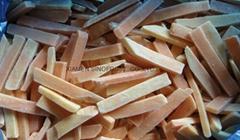 IQF sweet potato sticks,Frozen sweet potato sticks,IQF Sweet Potato Slices