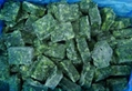 Frozen Chopped Spinach Tablets, IQF
