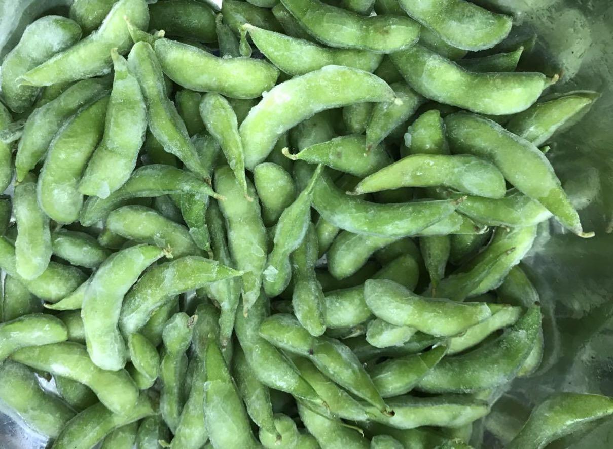 IQF Glazed Green Soybeans,IQF Glazed Edamame,IQF Glazed Soya Beans 1