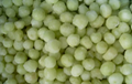 IQF Peeled Grapes,seedless,Frozen Peeled Grapes,seedless,BQF Peeled Grapes