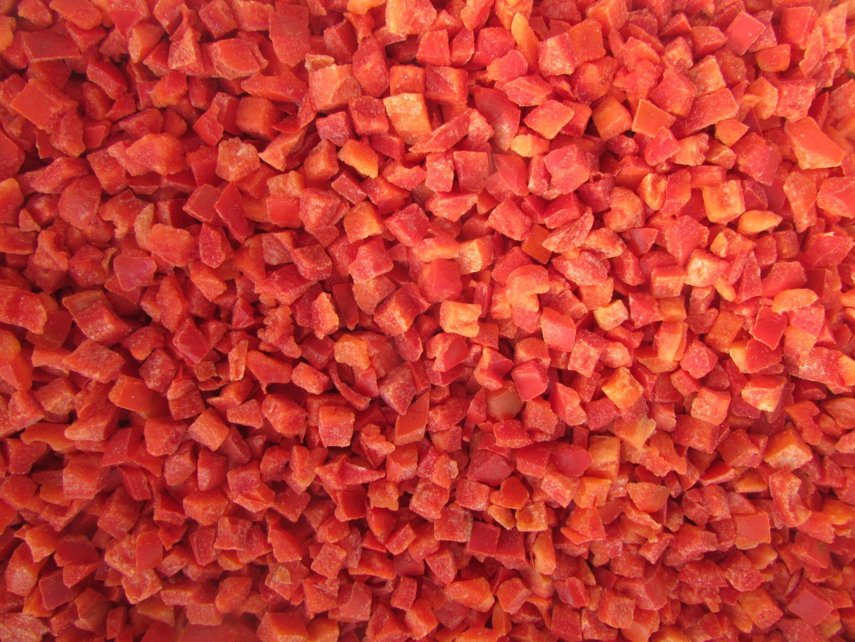 冷凍紅椒,速凍紅椒,絲/丁 1