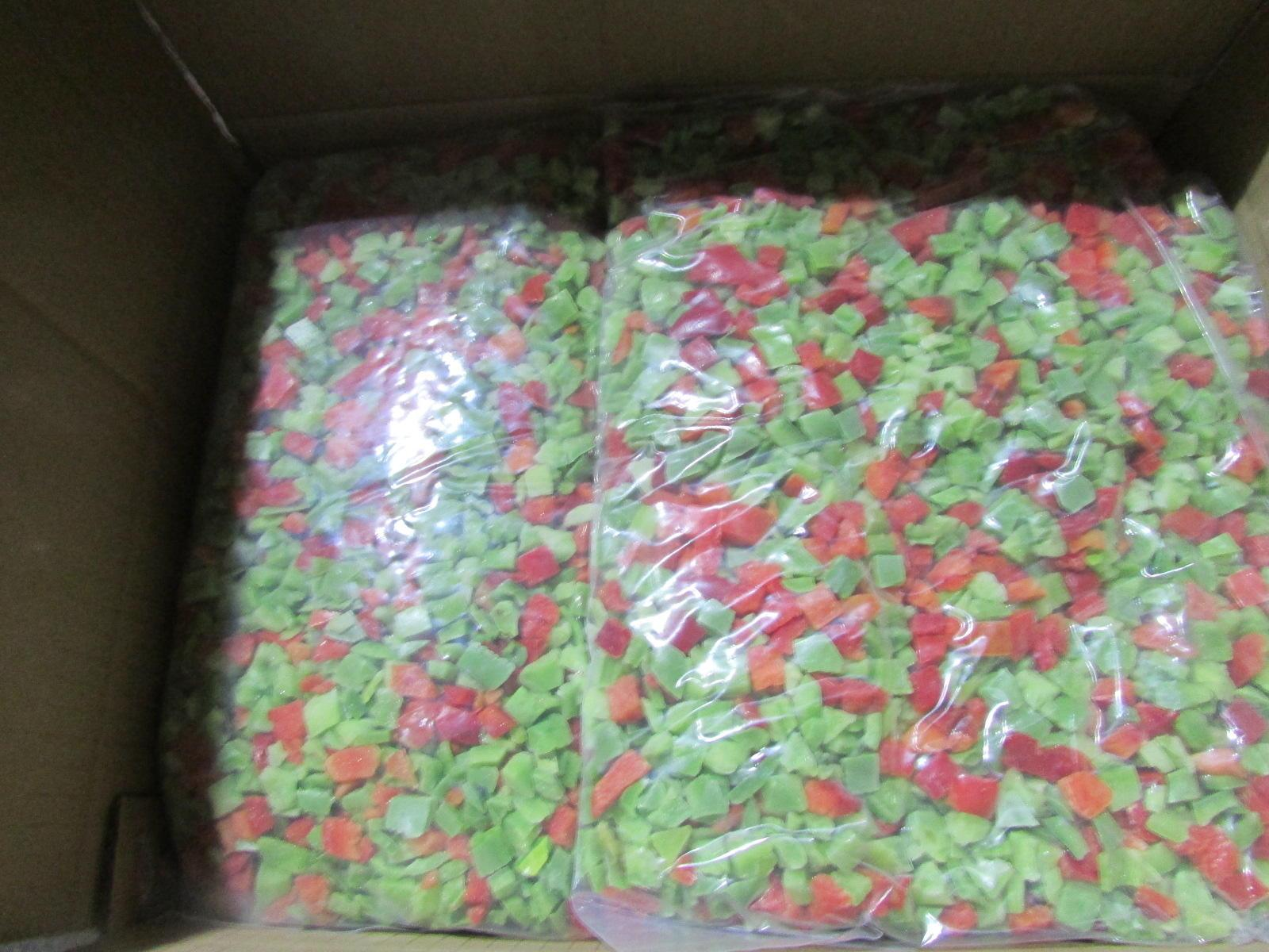 IQF Red Peppers Strips,Frozen Red Peppers Strips 17