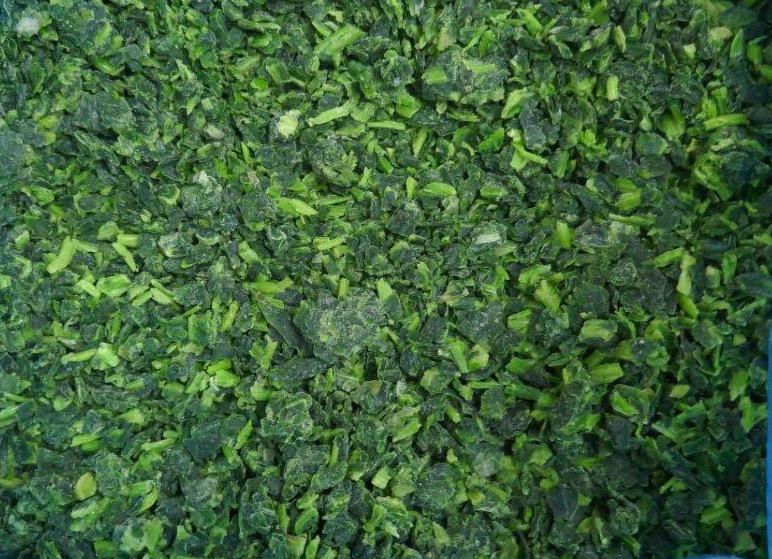 IQF Chopped Spinach,IQF Spinach Cut,BQF Cut Spinach,Frozen Chopped Spinach 10