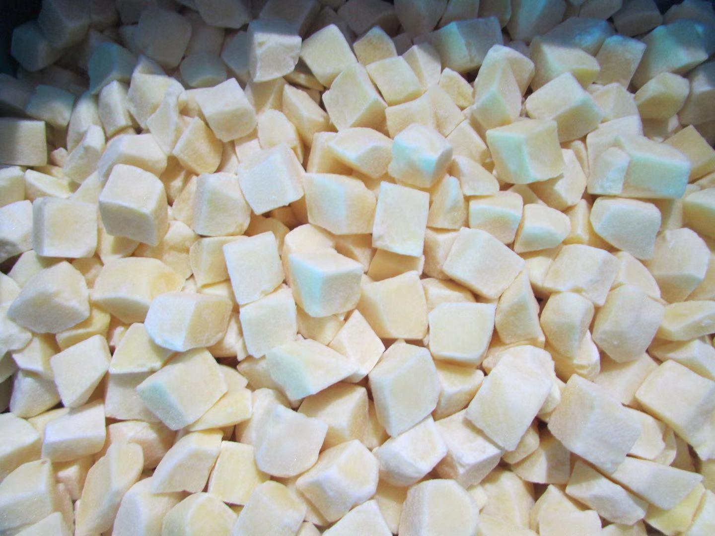 IQF diced potato,Frozen potato dices,IQF potato dices,Frozen potato strips 1