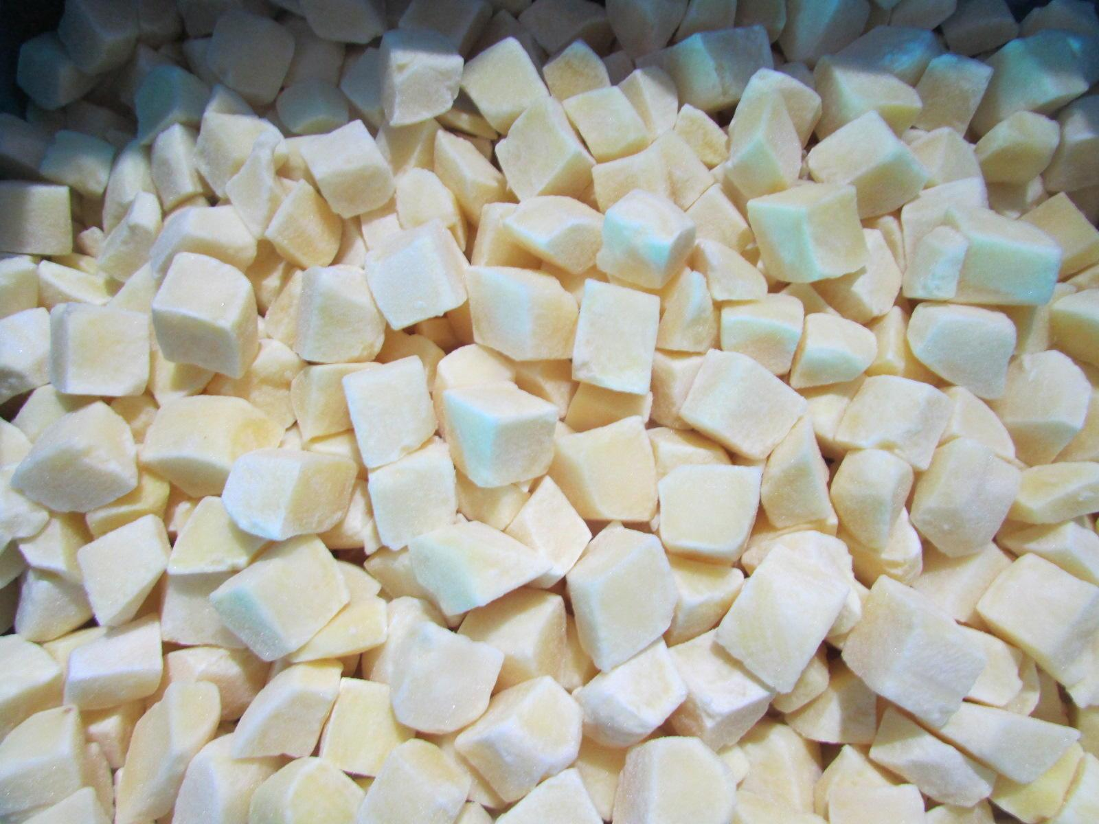 IQF diced potato,Frozen potato dices,IQF potato dices,Frozen potato strips 4