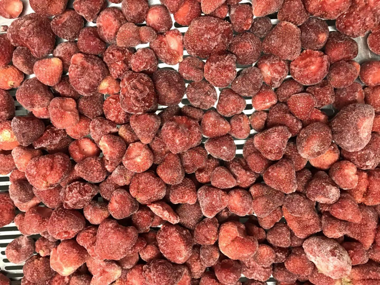 IQF Whole Strawberries,Frozen Whole Strawberries,Grade A/A+B/B/C 13